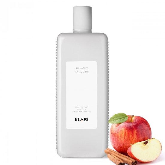 Saunová vôňa - 1000ml Jablko/Škorica