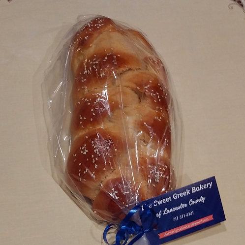 Tsoureki (1 lb loaf)