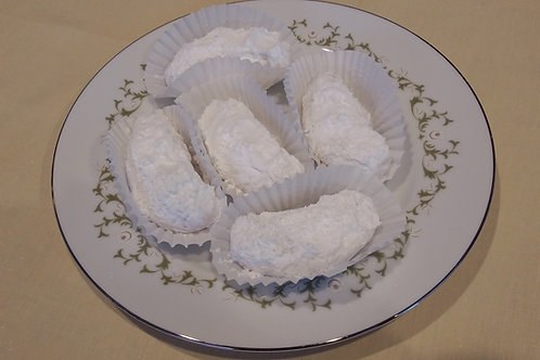 Kourambiedes (1 lb)