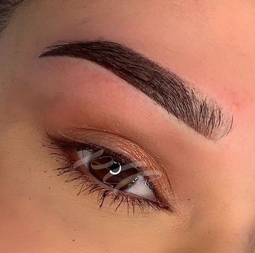 💖😍OMBRÉ BROWS💉 💫Powdered ombré brows