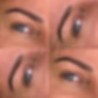 🥰COMBINATION BROWS 💉💉 My most request
