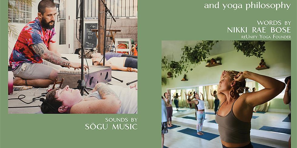 Sound Journey & Yoga Philosophy