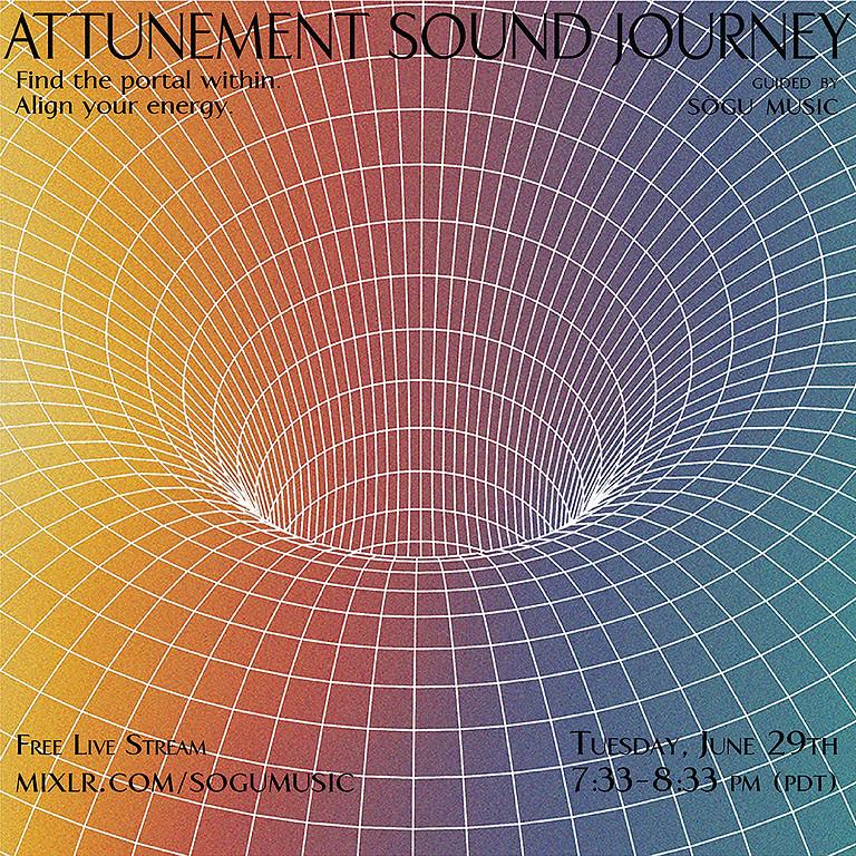 Attunement Sound Journey
