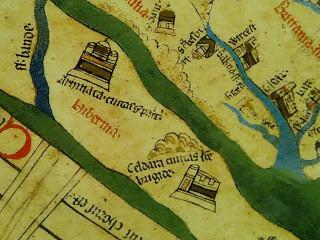 Mappa mundi Armagh Kildare Ireland