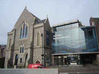 Navigating Aberdeen Maritime Museum
