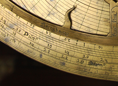 Leap years and astrolabes