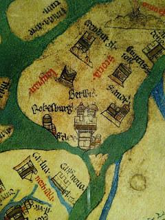 Mappa mundi Scotland