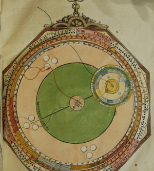 String Theory – Medieval-style