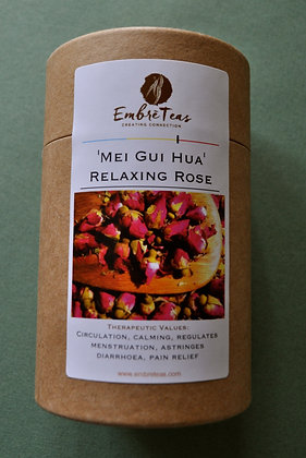 'Mei Gua Hua' Rose