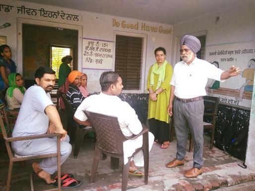 Sanjedaari: Working as Collective