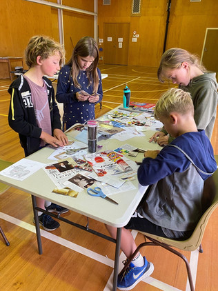 eco crafts easter holidays