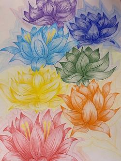 Chakraflowers