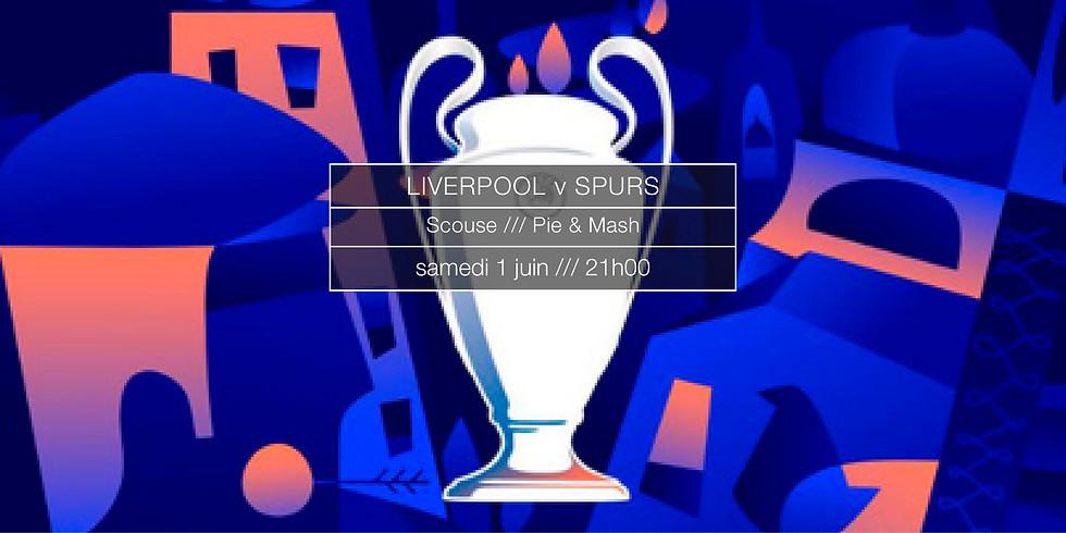 Liverpool v Spurs [Champions League Final]