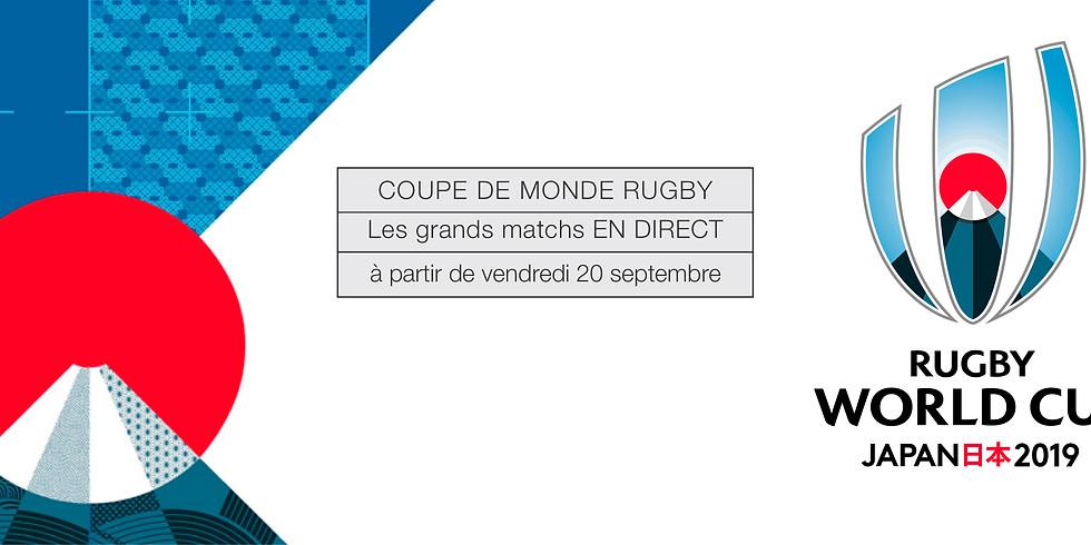 Coupe de monde Rugby 2019