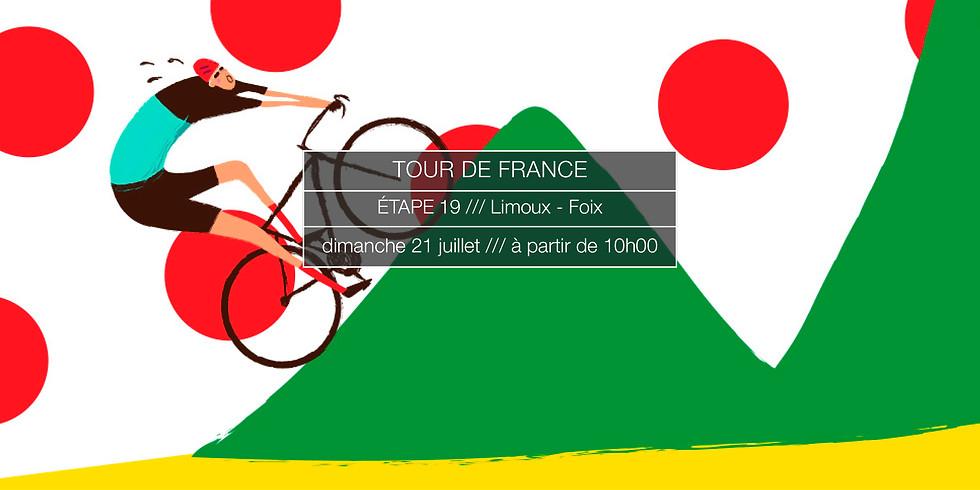 Tour de France à Puivert