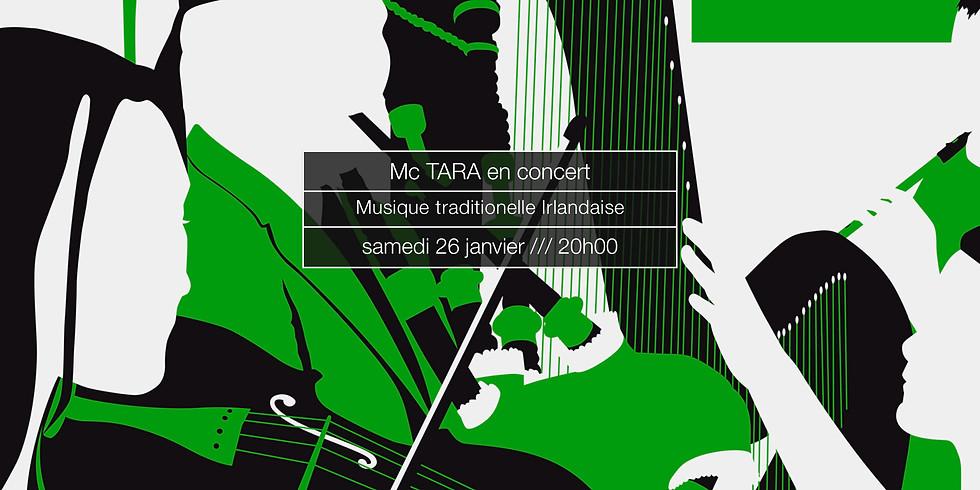 Mc Tara en concert