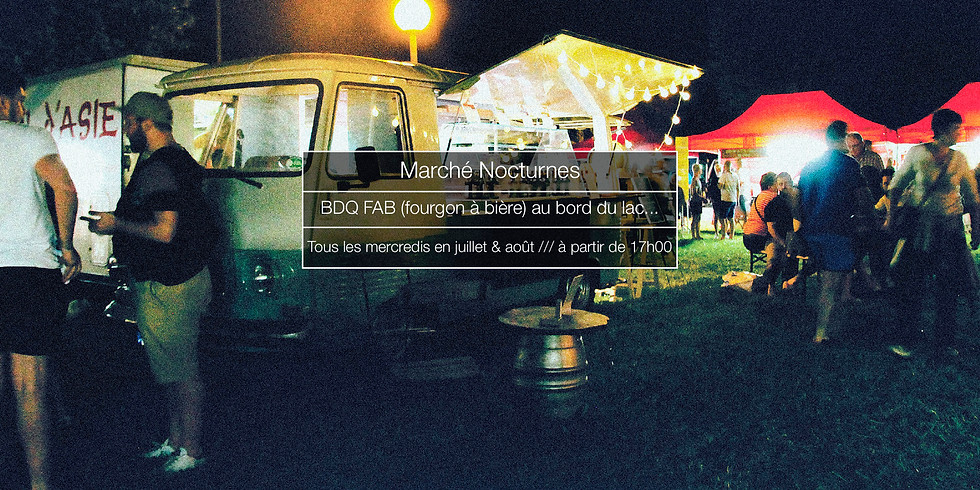 Marché Nocturnes