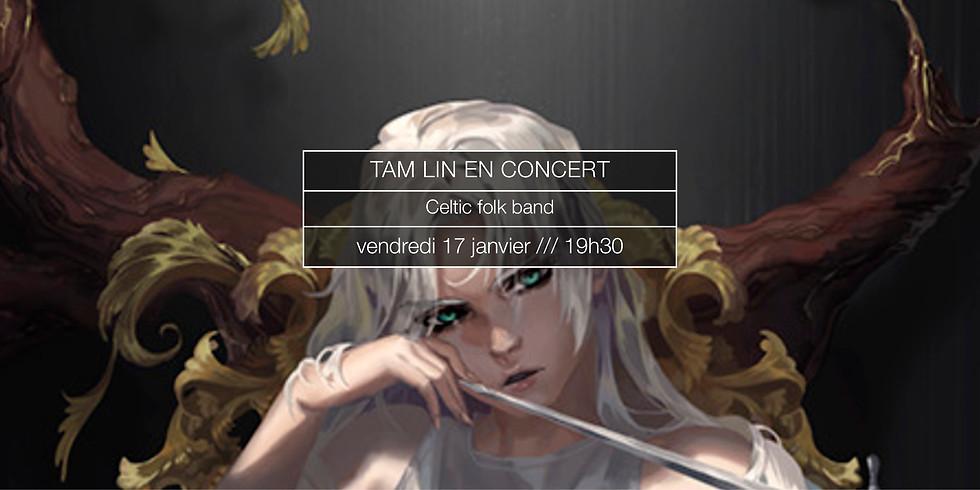 Tam Lin en concert