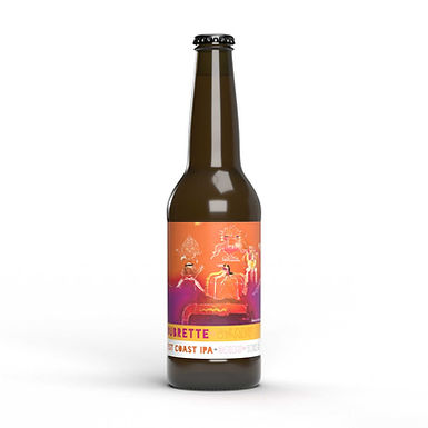 Soubrette (West Coast IPA)