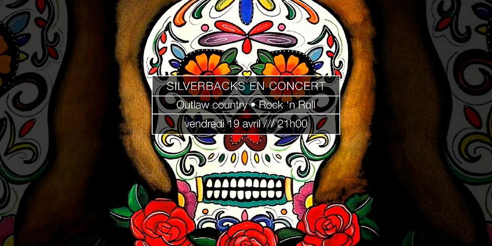 Silverbacks en concert