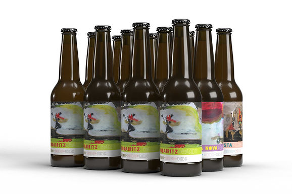 Pack Belgian (mixed carton 12 x 33cl)