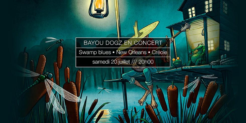 Bayou Dogz en concert