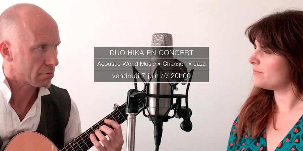 Duo Hika en concert