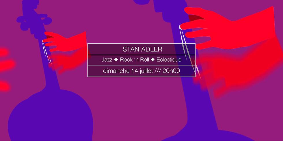 Stan Adler en concert