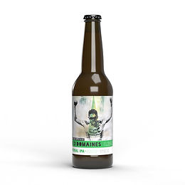 Ax 3 Domaines (Imperial IPA)