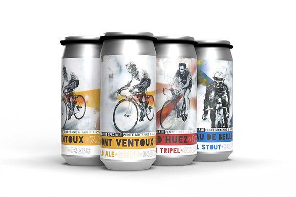 Vélo Club (mixed carton x6)