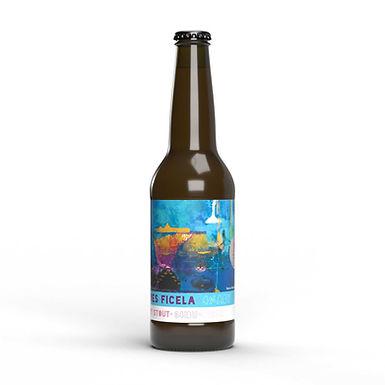 Tres Ficela (Dry Stout)