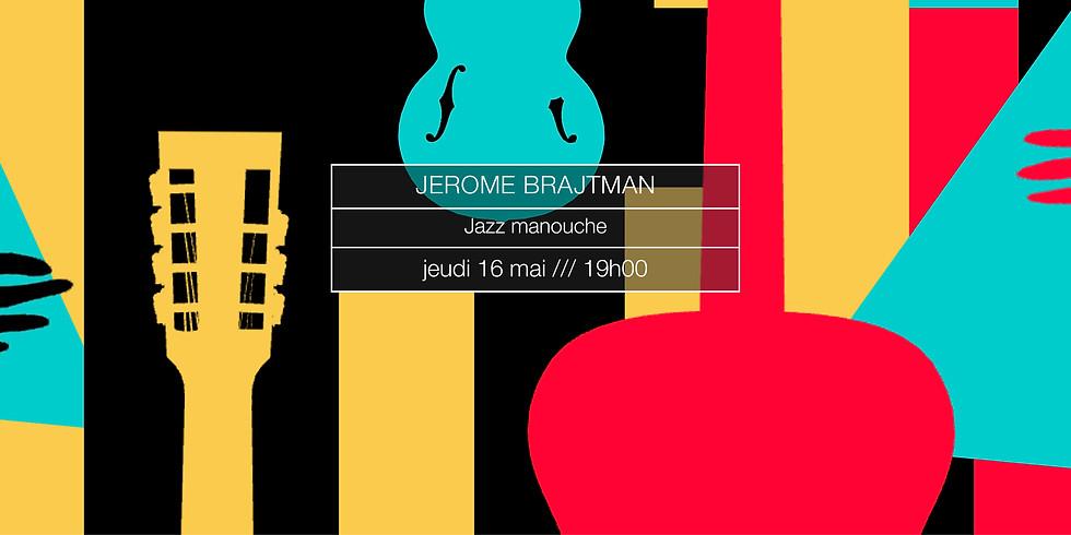 Jerome Brajtman en concert