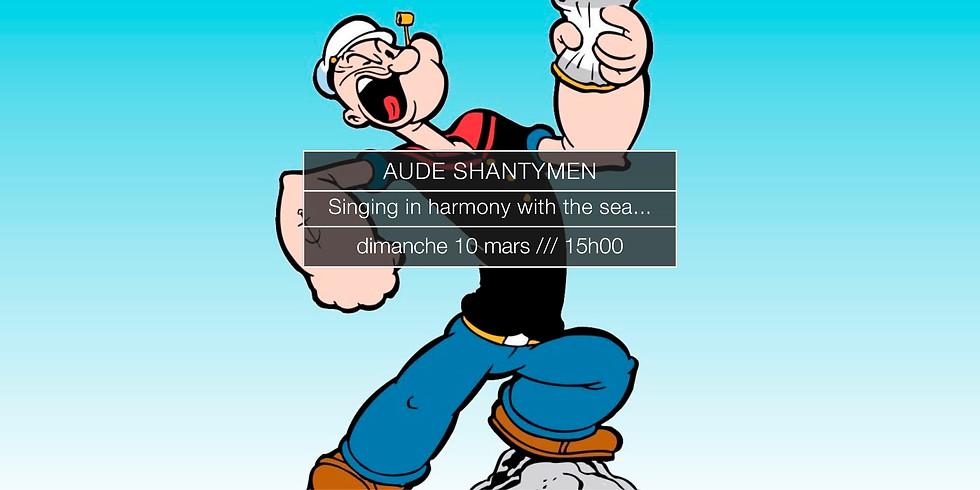 Aude Shantymen & Irlande v France