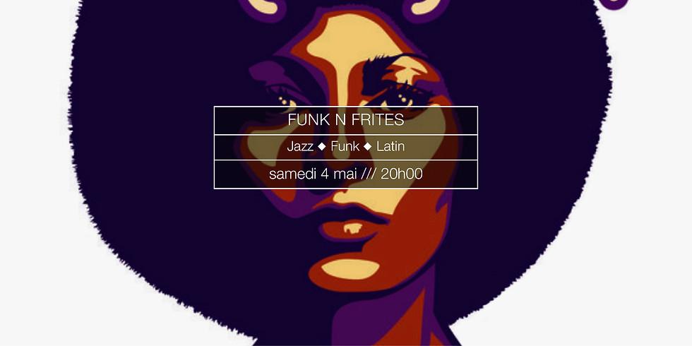Funk n Frites en concert