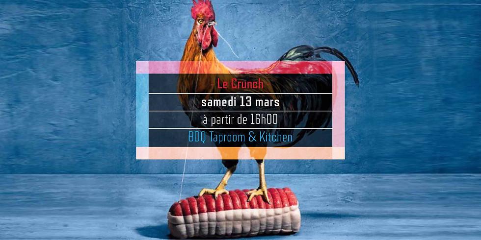 < Le Crunch >