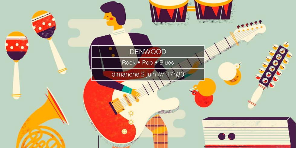 Denwood en concert