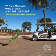 Visite o Florata