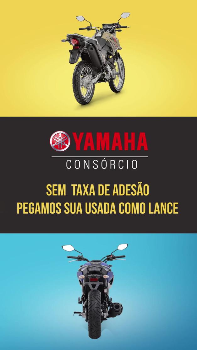 Consóricio Yamaha - Mão Fechada