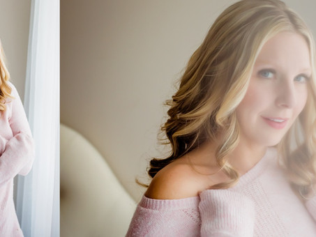St. Louis Boudoir Studio featuring Luxury Boudoir Sessions for all Occasions