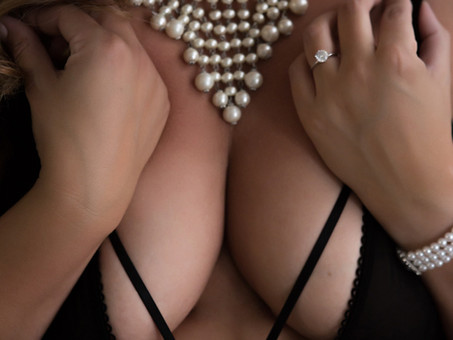 Celebrate a Milestone with a Boudoir Session St. Charles Boudoir Photography Studio