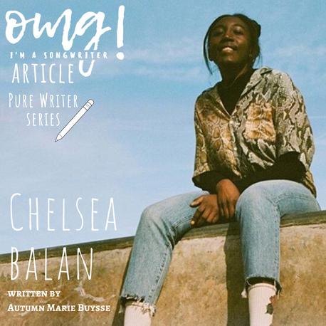 Chelsea Balan: Pop from Behind-the-Scenes