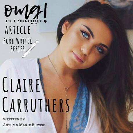 Claire Carruthers: Turning Phrases & Twisting Words