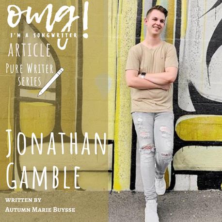Jonathan Gamble: Balancing Craft and Emotion