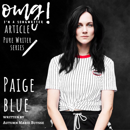 Paige Blue: Even Her Sad Songs Are Bops