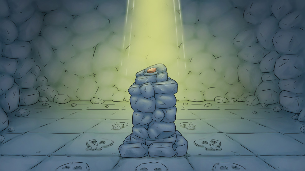 Super Secret Temple - Background 6