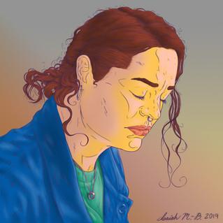 Winnie Raeder Portrait