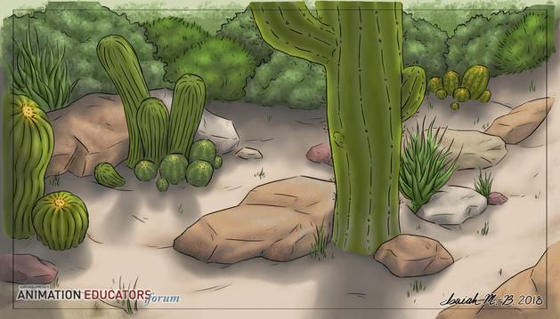 Backyard - Background 3