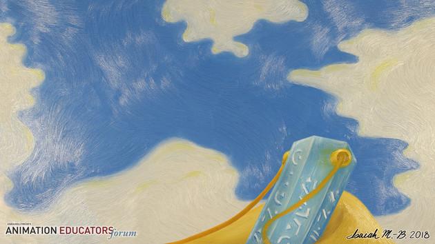 Desert - Background 5