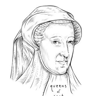 The Queen Logo