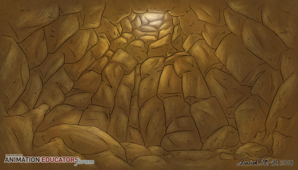 Cave - Background 1